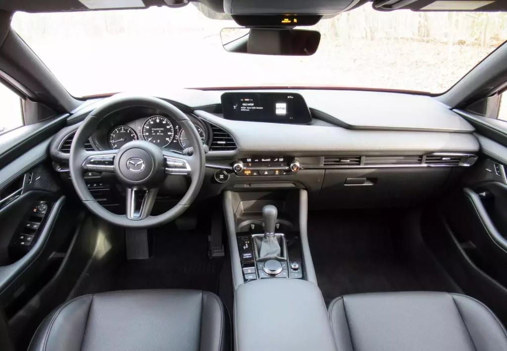 danh gia Mazda3 2020 anh 7