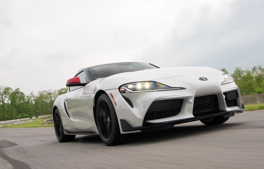 danh gia xe the thao Toyota Supra 2020 anh 18