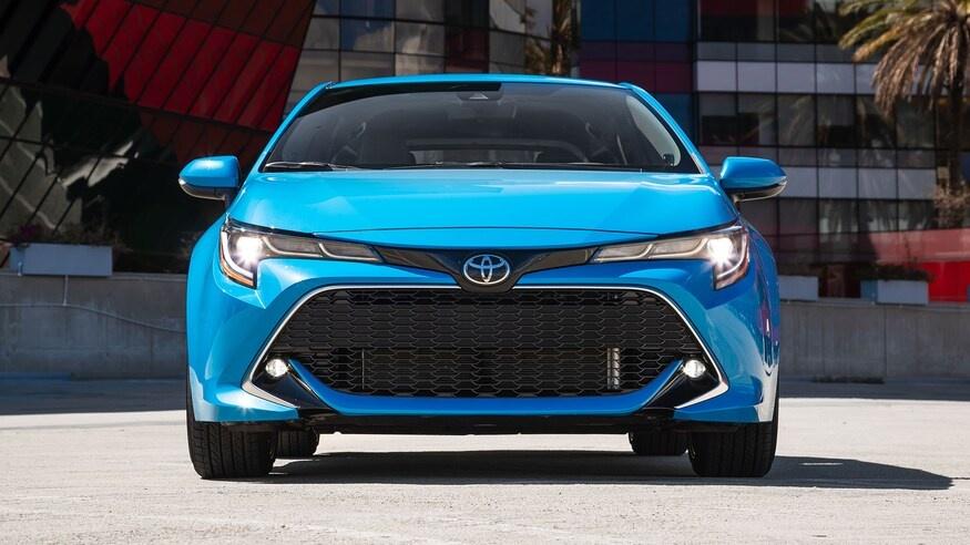 danh gia noi that Toyota Corolla 2020 anh 6