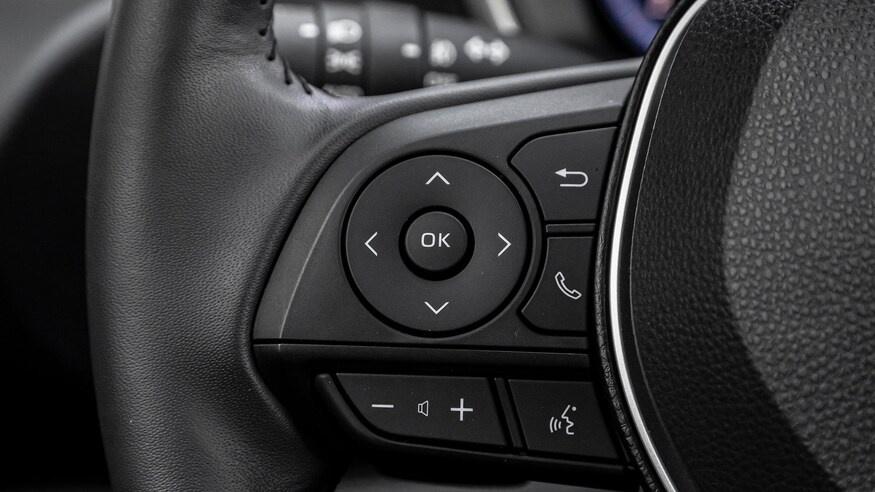 danh gia noi that Toyota Corolla 2020 anh 28