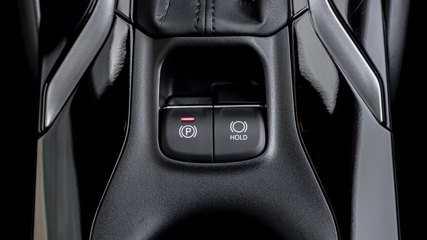 danh gia noi that Toyota Corolla 2020 anh 24