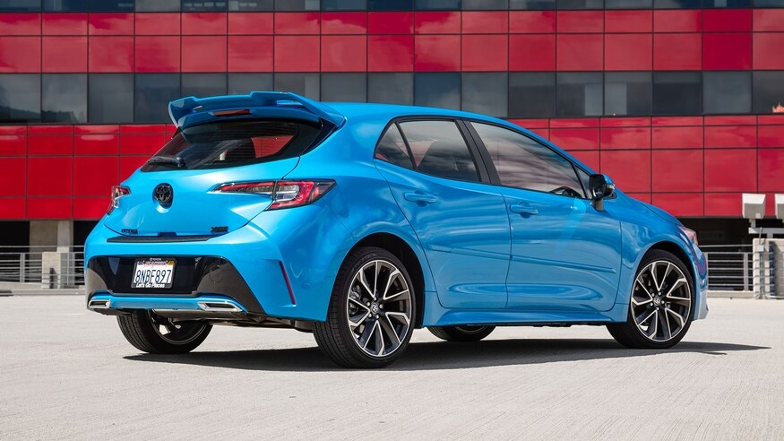 danh gia noi that Toyota Corolla 2020 anh 7