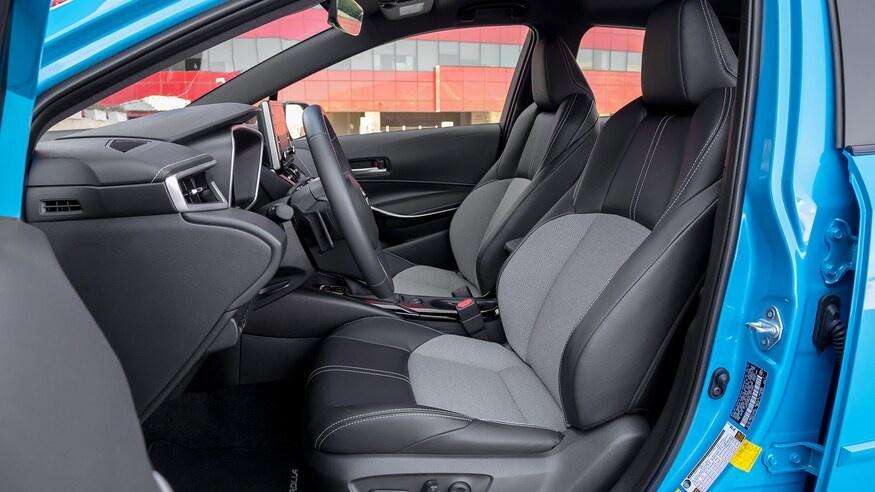 danh gia noi that Toyota Corolla 2020 anh 2