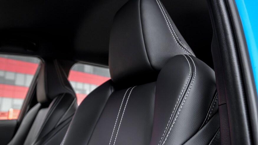danh gia noi that Toyota Corolla 2020 anh 15