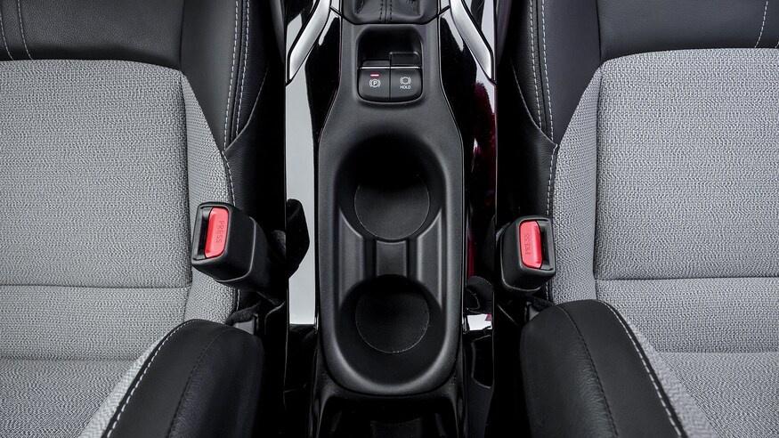 danh gia noi that Toyota Corolla 2020 anh 23