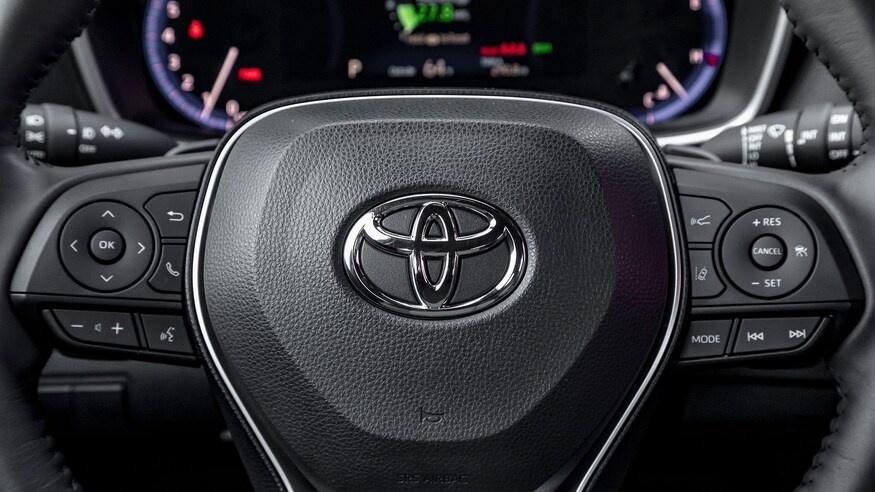 danh gia noi that Toyota Corolla 2020 anh 43
