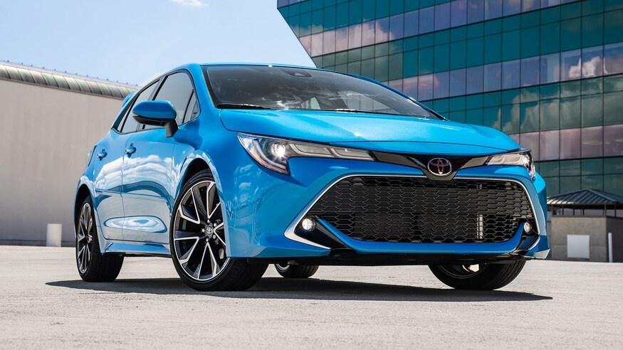 danh gia noi that Toyota Corolla 2020 anh 1