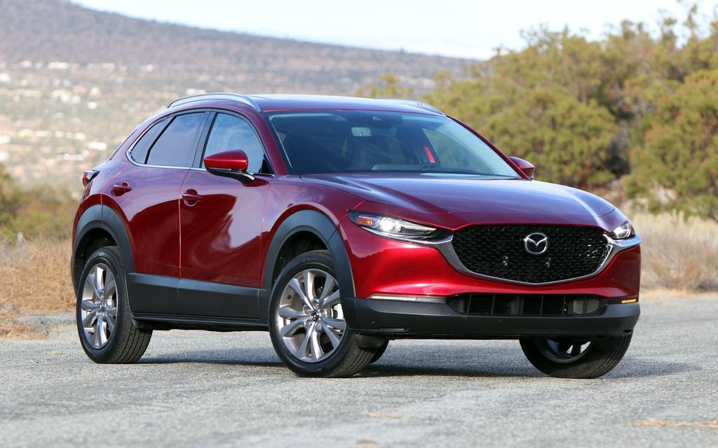 danh gia Mazda CX-30 2020 anh 4
