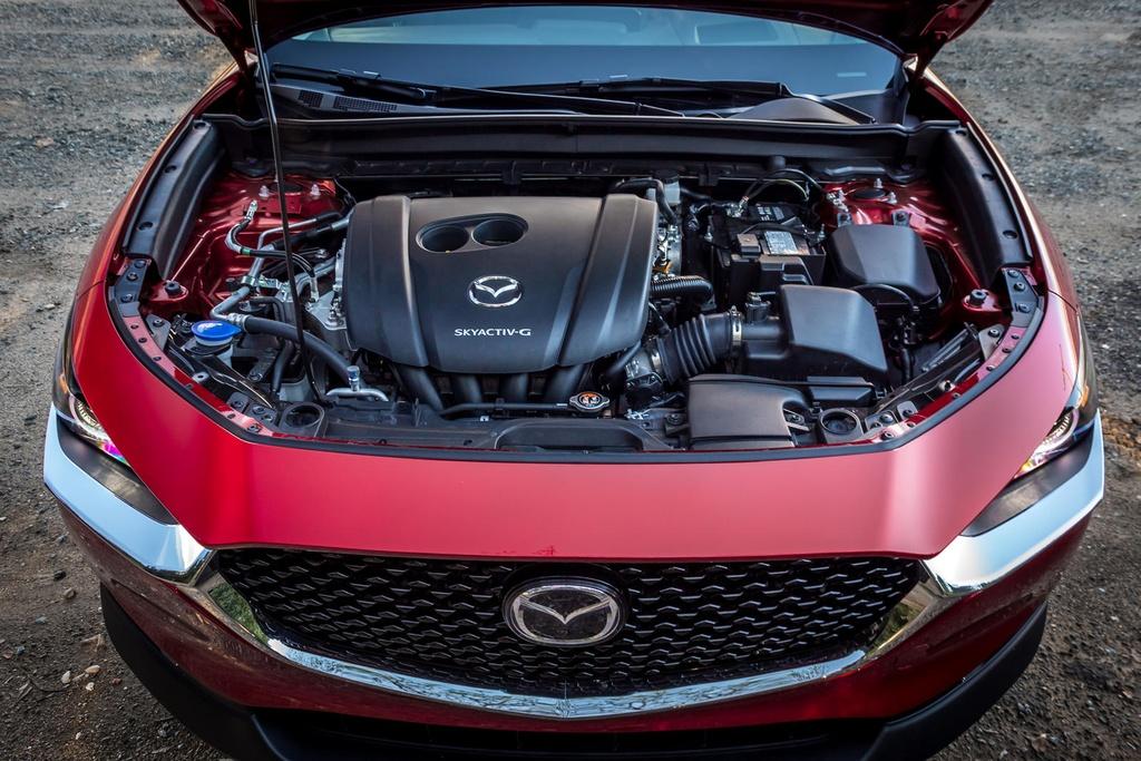 danh gia Mazda CX-30 2020 anh 7