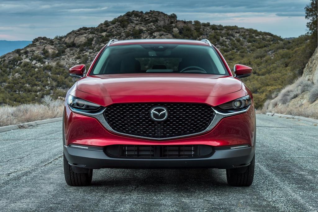 danh gia Mazda CX-30 2020 anh 1