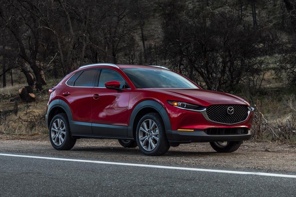 danh gia Mazda CX-30 2020 anh 10
