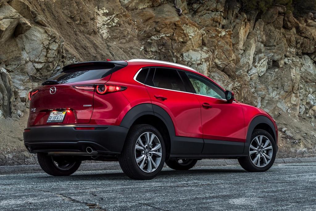 danh gia Mazda CX-30 2020 anh 2