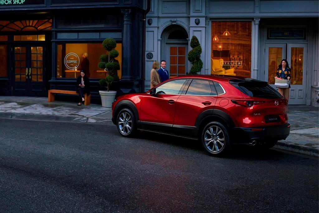 danh gia Mazda CX-30 2020 anh 41