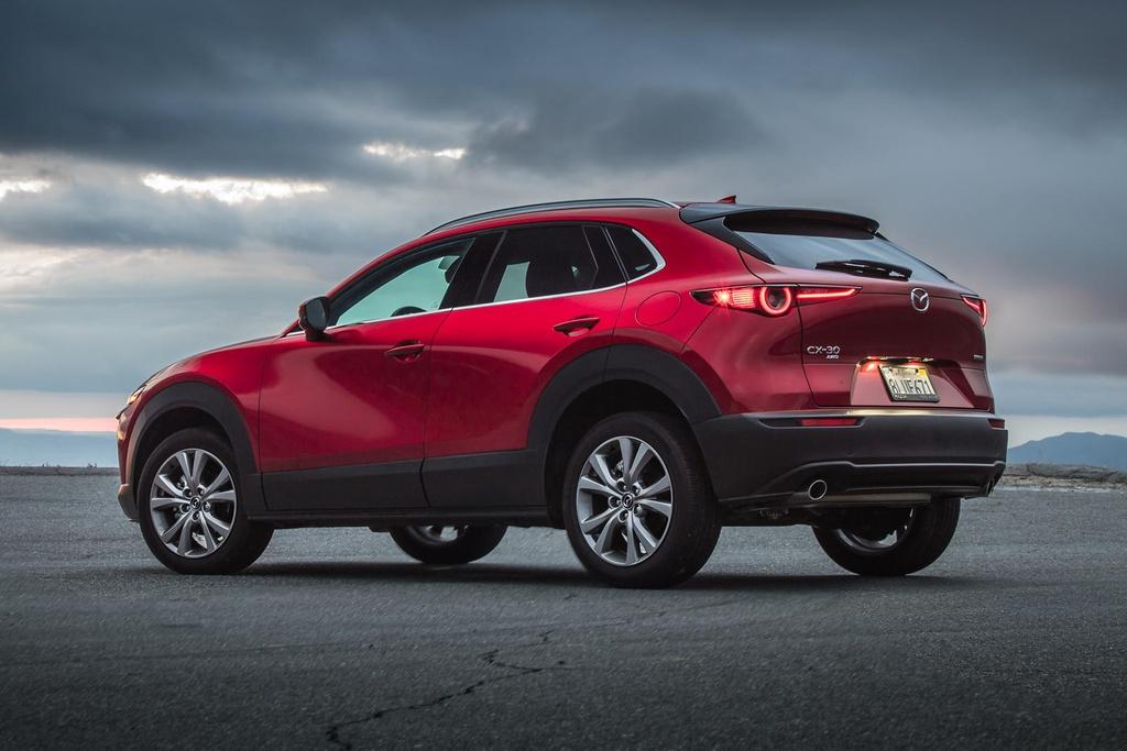 danh gia Mazda CX-30 2020 anh 6