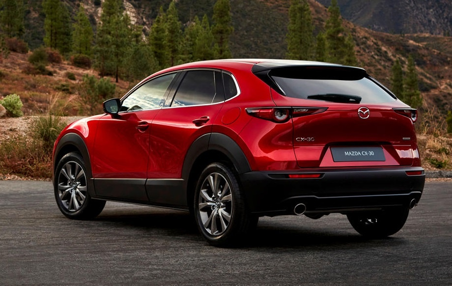 danh gia Mazda CX-30 2020 anh 3