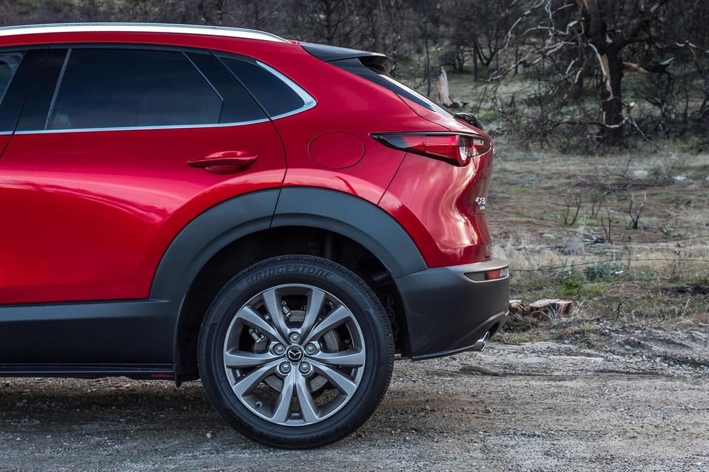 danh gia Mazda CX-30 2020 anh 32
