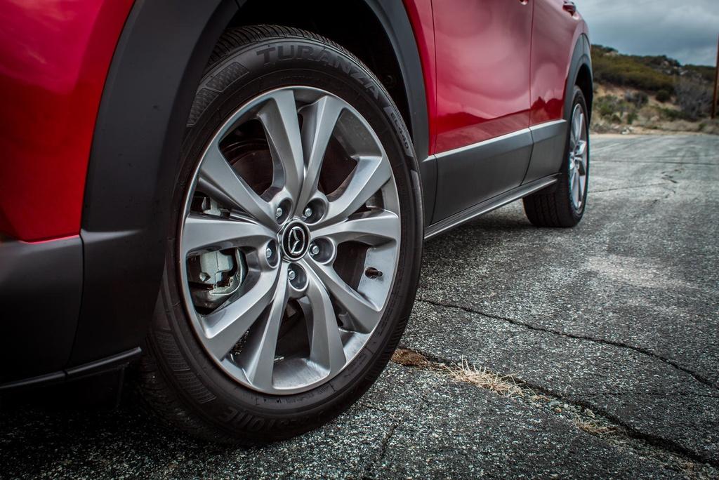 danh gia Mazda CX-30 2020 anh 36