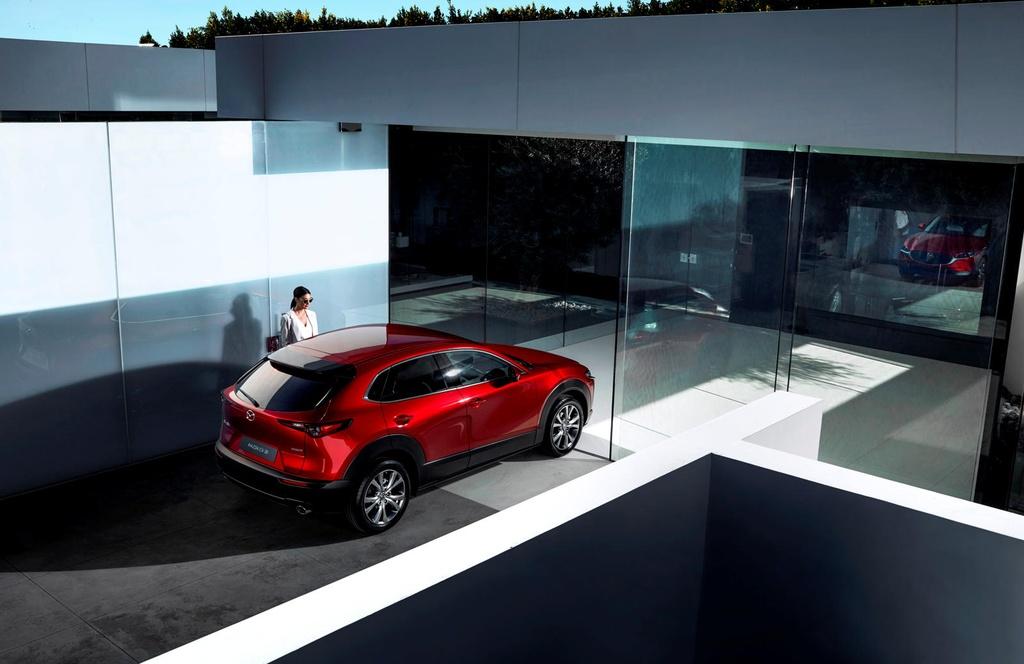 danh gia Mazda CX-30 2020 anh 40