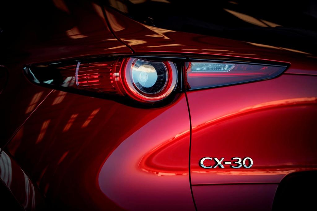 danh gia Mazda CX-30 2020 anh 34