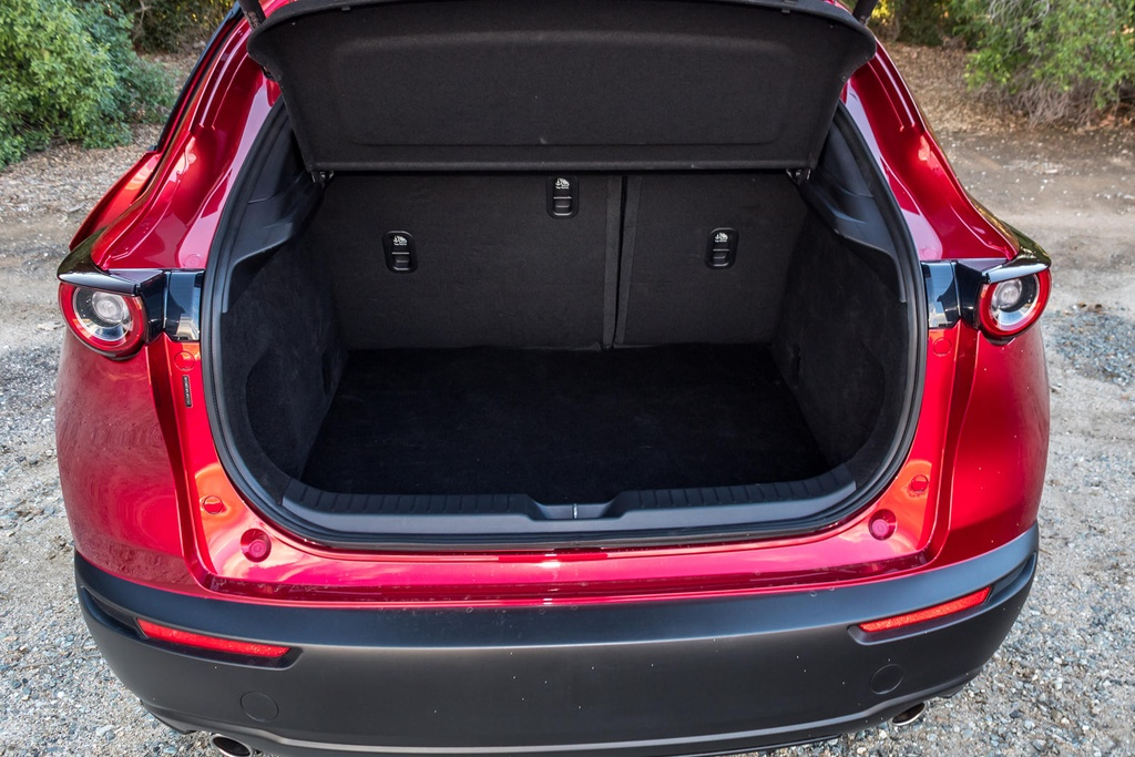 danh gia Mazda CX-30 2020 anh 25