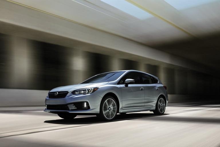 Nhung mau hatchback gay an tuong manh trong nam nay hinh anh 8 Subaru_Impreza.jpg