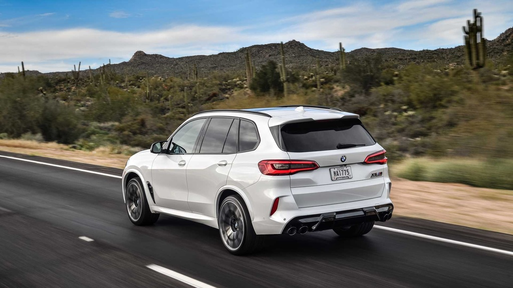 danh gia BMW X5 M Competition 2020 anh 19