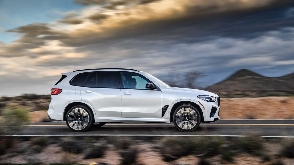 danh gia BMW X5 M Competition 2020 anh 25