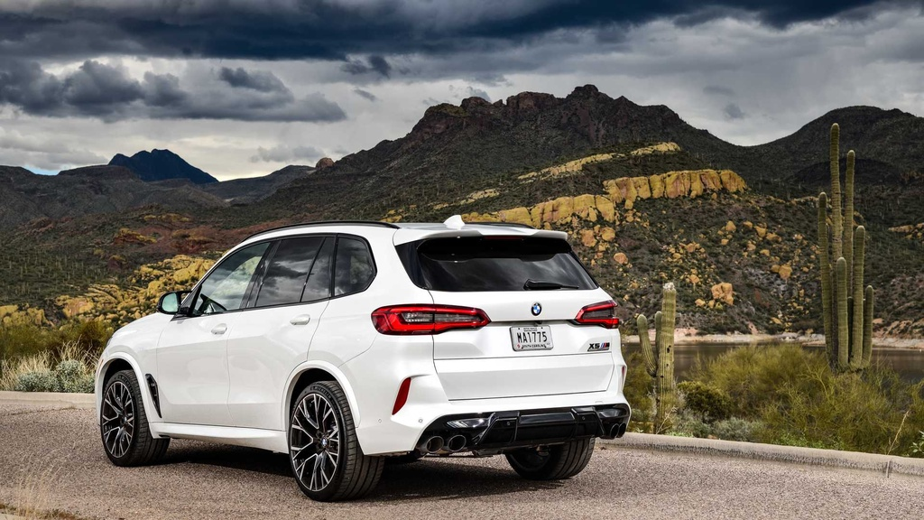 danh gia BMW X5 M Competition 2020 anh 22