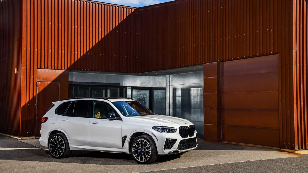 danh gia BMW X5 M Competition 2020 anh 26