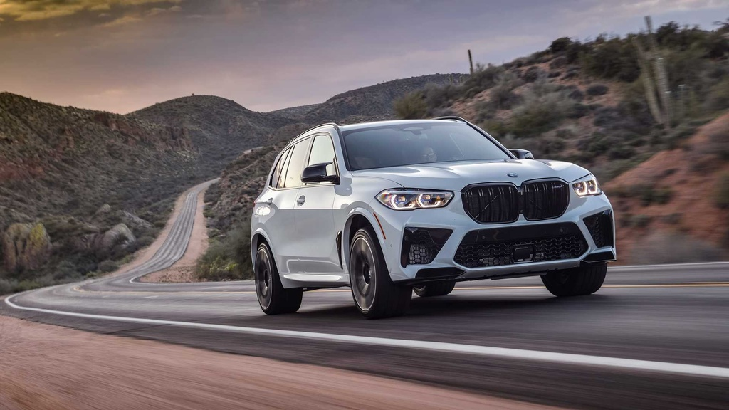 danh gia BMW X5 M Competition 2020 anh 17