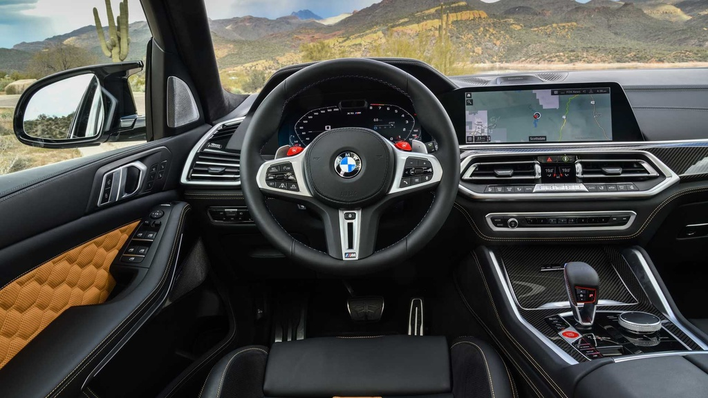 danh gia BMW X5 M Competition 2020 anh 7