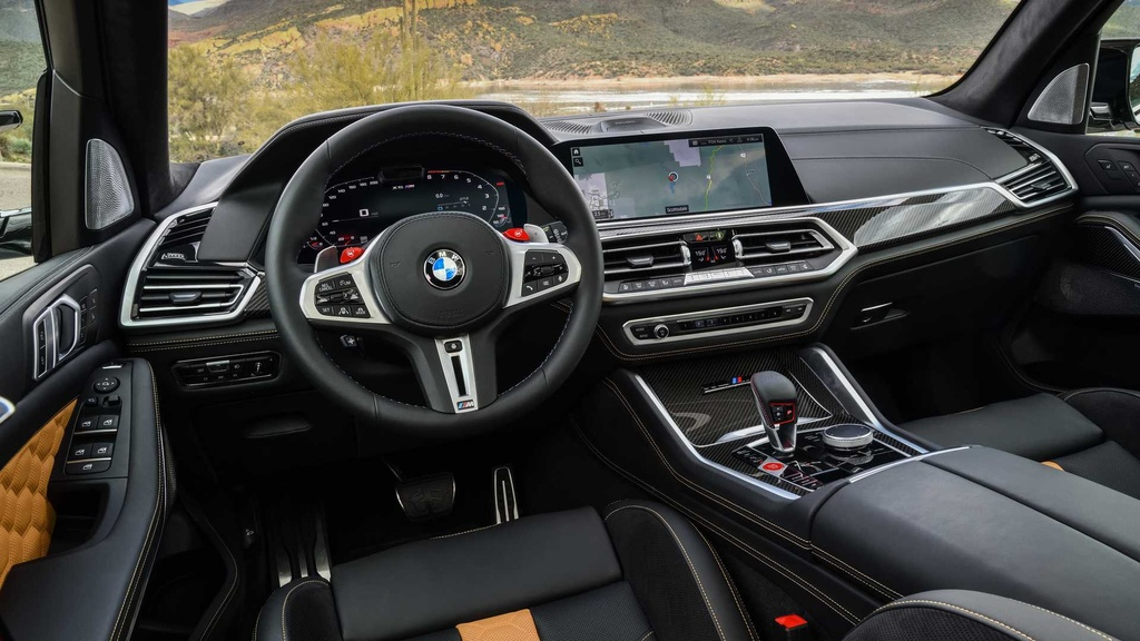 danh gia BMW X5 M Competition 2020 anh 3