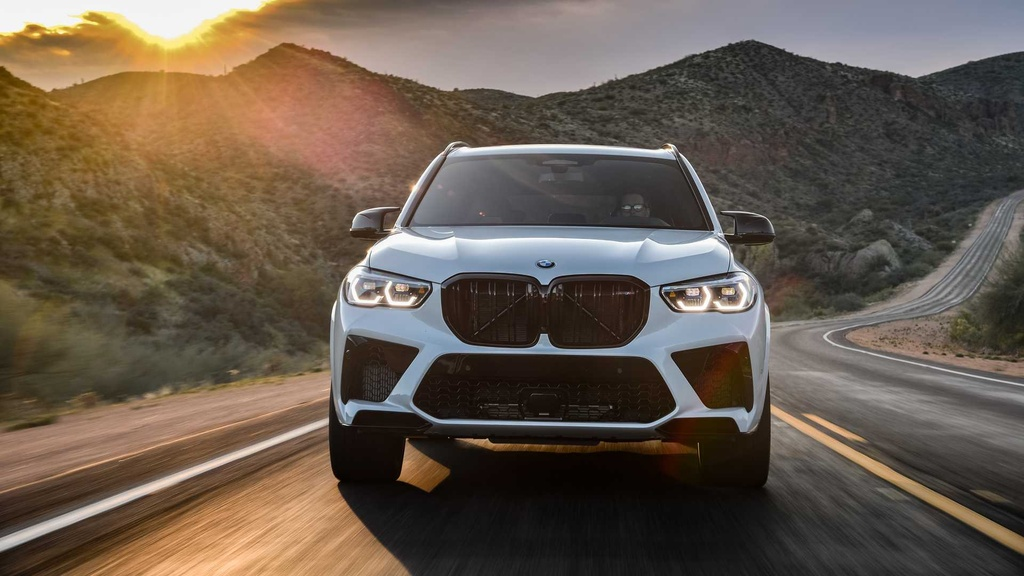 danh gia BMW X5 M Competition 2020 anh 1