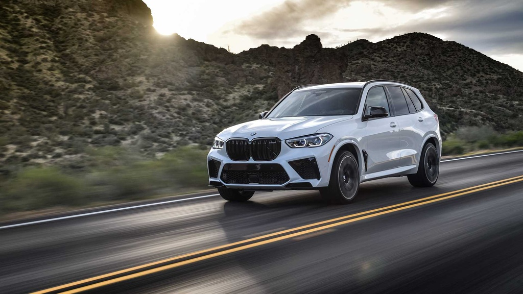 danh gia BMW X5 M Competition 2020 anh 14