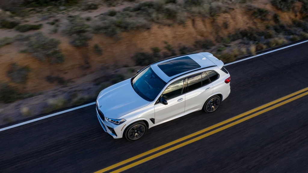 danh gia BMW X5 M Competition 2020 anh 21