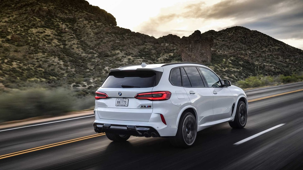 danh gia BMW X5 M Competition 2020 anh 18