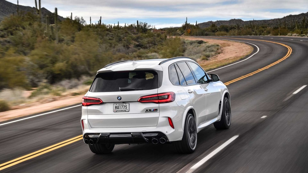 danh gia BMW X5 M Competition 2020 anh 20