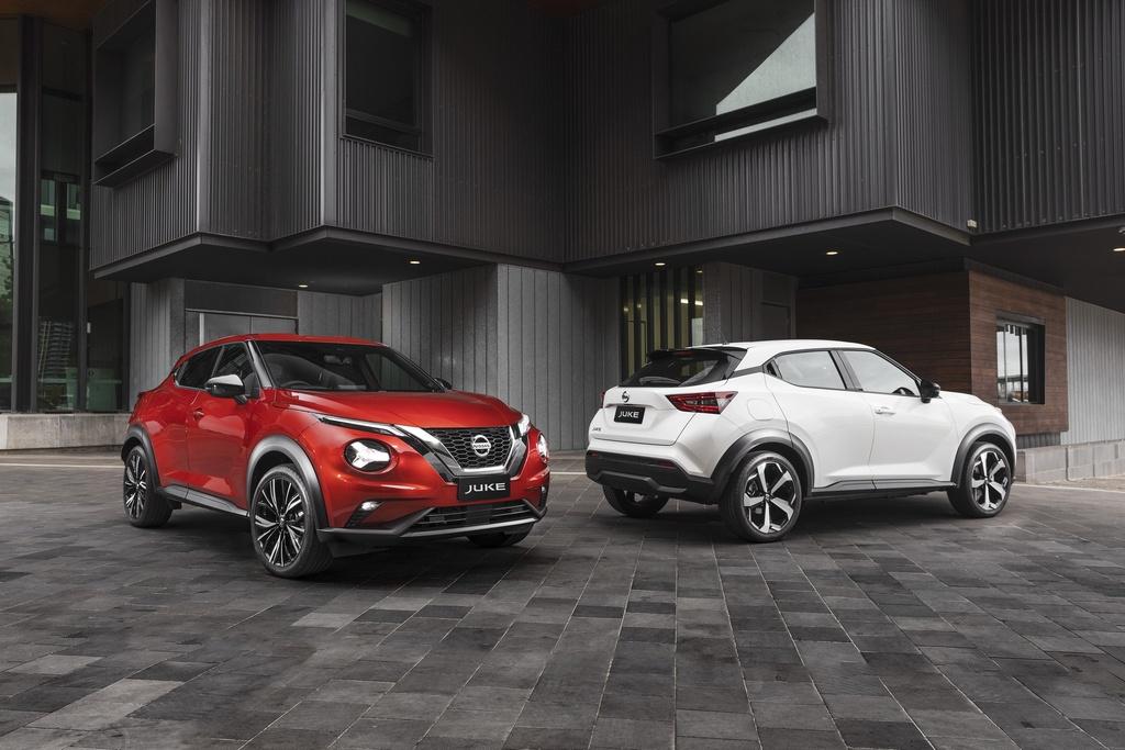 Nissan Juke 2020 ra mat tai Australia, gia de chiu voi nhieu trang bi hinh anh 1 2020_nissan_juke_australia_1.jpg