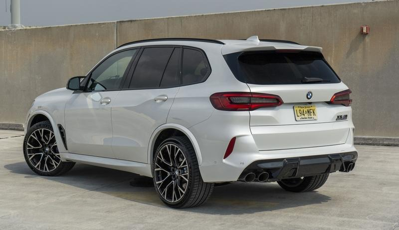 danh gia BMW X5 M Competition 2020 anh 31