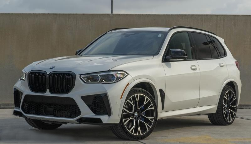 danh gia BMW X5 M Competition 2020 anh 29