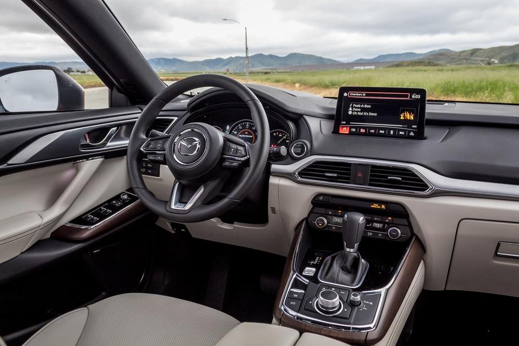 danh gia Mazda CX-9 2020 anh 16