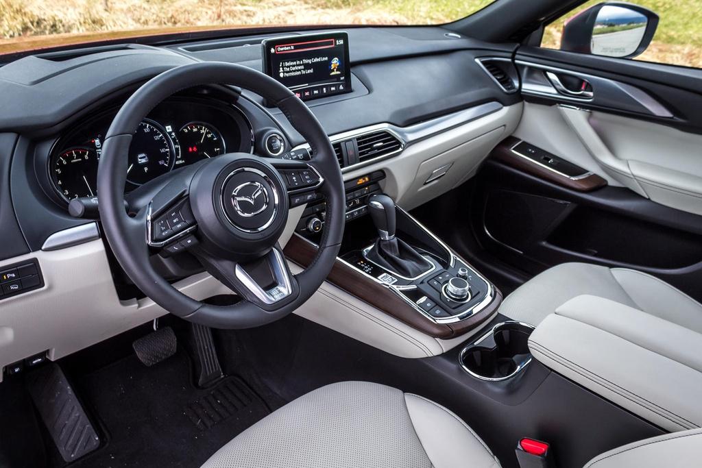 danh gia Mazda CX-9 2020 anh 18