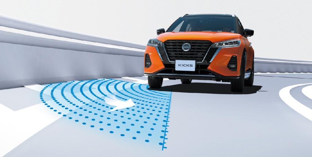 Nissan Kicks 2021 ra mat thi truong Nhat Ban anh 6