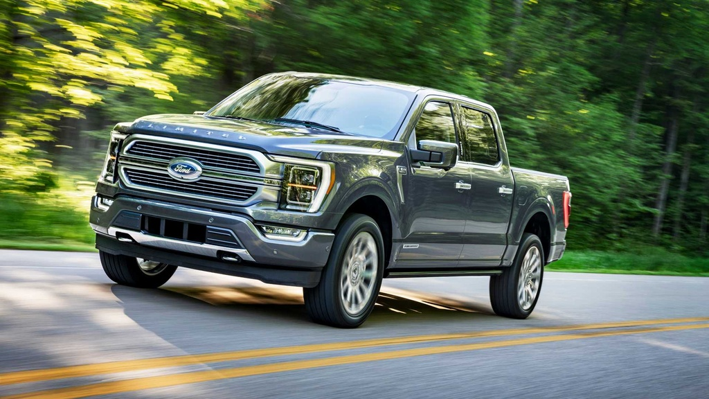 Ford F-150 2021 ra mat anh 2