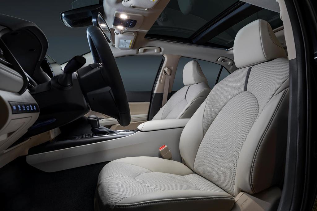 Toyota Camry 2021 nang cap thiet ke anh 5