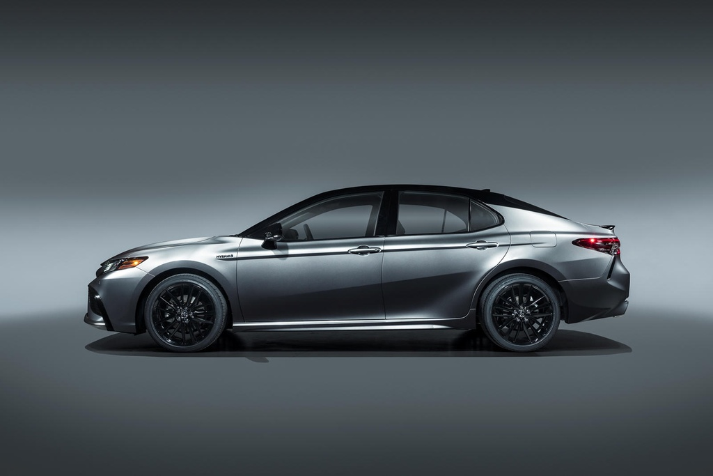 Toyota Camry 2021 nang cap thiet ke anh 18