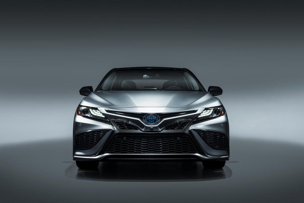 Toyota Camry 2021 nang cap thiet ke anh 14