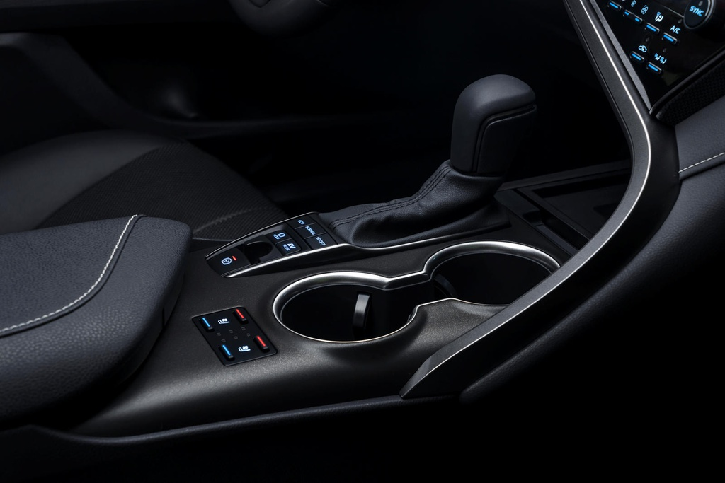 Toyota Camry 2021 nang cap thiet ke anh 20