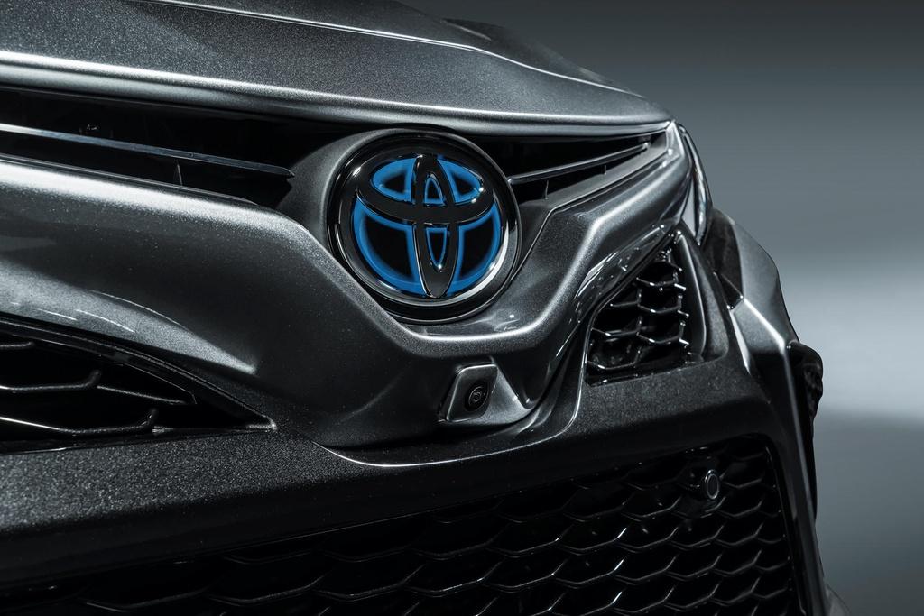 Toyota Camry 2021 nang cap thiet ke anh 7