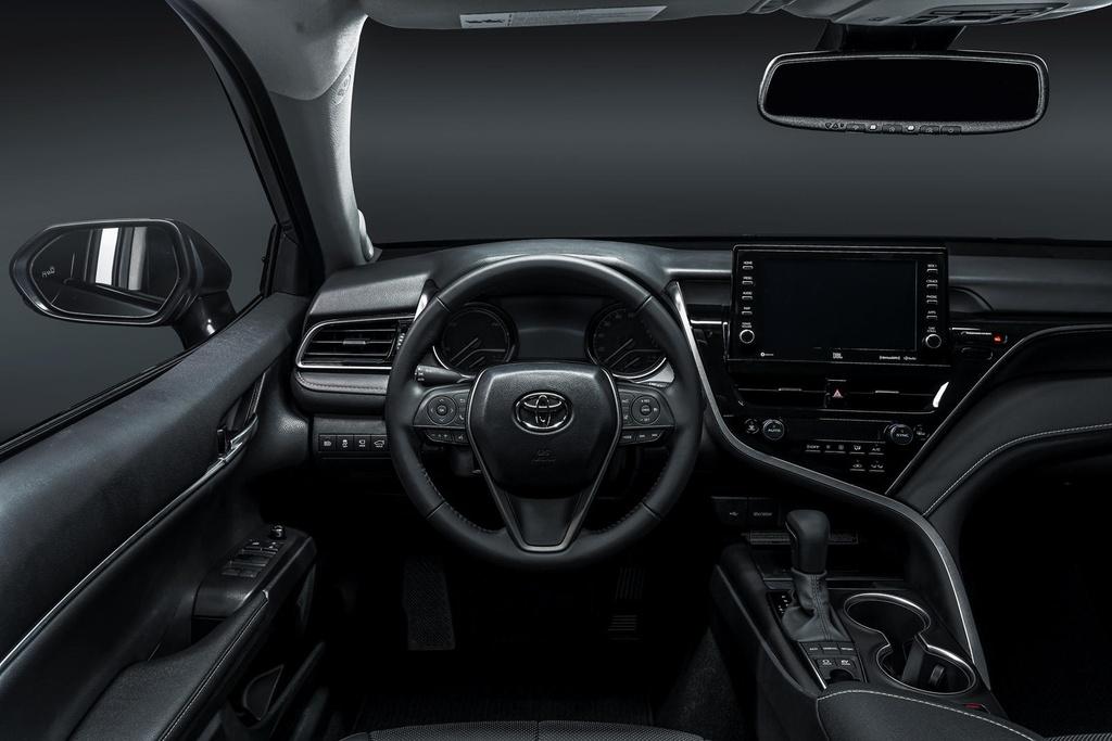 Toyota Camry 2021 nang cap thiet ke anh 10